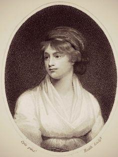 Biografía: Mary Wollstonecraft...sí la señora abuela de Frankenstein.
