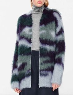 22Hints - Brushed Mohair Cardigan
