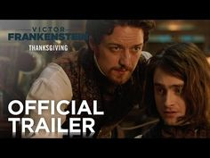 Daniel Radcliffe and James McAvoy Have a Horror Comedy Bromance in First Victor Frankenstein Trailer