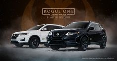 Get an exclusive first look at the new Rogue One Star Wars Limited Edition, coming this winter to a dealer near you.