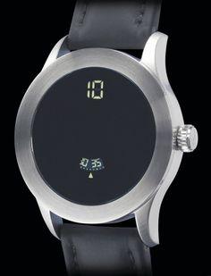 Schauer | Digital 02 | Edelstahl | Uhren-Datenbank watchtime.net