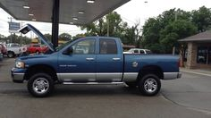 Used Truck Dealership OKC 2004 Dodge Ram 2500 Laramie Quad Cab Long Bed ...
