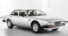 The history of Deauville started when Carrozzeria Ghia received a request from Ford to create a compact American sports saloon with European styling elements. Ghia designer Tom Tjaarda came up with a design that referenced the Lancia Marica and De Tomaso Mustela I – other creations from Tjaarda's drawing board. After Ford discarded the idea of a four-door sports saloon, Alejandro de Tomaso took up the project and, based on Tjaarda's drafts, built a luxury saloon for the wealthy e