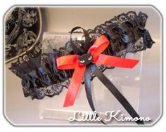 Liga de novia  Mini ligas Boda Wedding garther