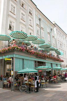 Darling Salzburg, Austria - The Overseas EscapeThe Overseas Escape