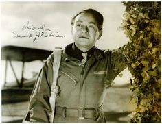 Edward G Robinson in 'Journey Together' (1946) ...
