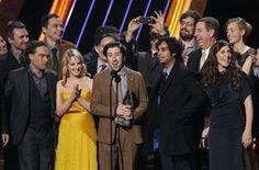'The Big Bang Theory' wins big at Critics' Choice TV Awards, enjoys ratings jump