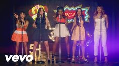 """Fifth Harmony - Miss Movin' On... """"i survived... now i'm coming alive... i'll never be that girl again... my heart is growing strong...""""."""