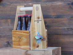#Flaschenträger mit Öffner