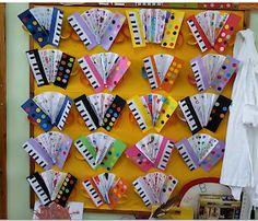 Music Flashcards, Music Worksheets, Music Crafts, Music Decor, Music For Kids, Art For Kids, Birthday Charts, Music And Movement, Art Corner