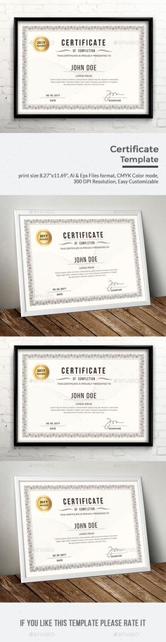 Certificate Bundle Certificate, Template and Graphics - best of corporate stock certificate template word