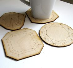 Hey, I found this really awesome Etsy listing at https://www.etsy.com/listing/119411722/wood-jewel-coasters-laser-cut-birch