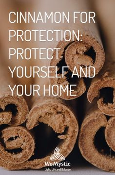 Cinnamon has magical attributes such as healing power, attraction of money, physical protection. Discover how you can use cinnamon for protection and bring the power of this spice into your life. Magic Herbs, Herbal Magic, Cinnamon Uses, Cinnamon Sticks, Cinnamon Benefits, Magick Spells, Witchcraft, Luck Spells, Gypsy Spells