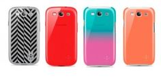 New Belkin cases for the Galaxy S III