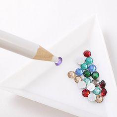 Magic Rhinestone Picker Wax Pencil