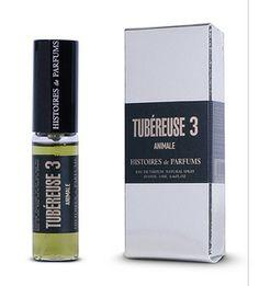 Histoires de Parfums - Tubereuse 3 Animale Eau de Parfum - 14 ml
