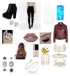 """Untitled #20"" by tyler-elizabeth on Polyvore featuring Missguided, Casetify, Lime Crime, Acne Studios, Carbon & Hyde, Stella & Dot, Boohoo, Hoorsenbuhs, Marc Jacobs and Chanel"