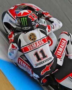 Ben Spies Yamaha motogp
