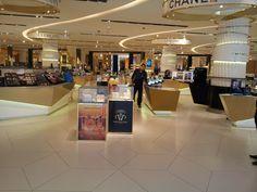 V Collection highlighted at Harvey Nichols Kuwait September 10-16, 2014.