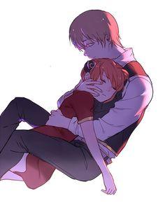 Manga Anime, Me Anime, Anime Neko, Kawaii Anime, Anime Guys, Girls Anime, Anime Couples Manga, Anime Art Girl, Manga Girl