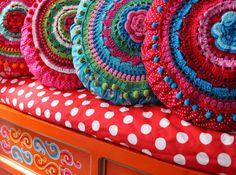 touchecrochet: Crochet Bohème/Boho Hakeln (Cécile... - the ...