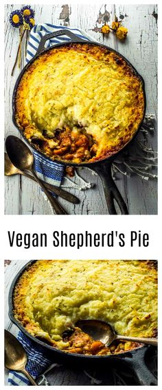 This Vegan Shepherd's Pie is the ultimate vegan comfort food. Healthy veggies topped with creamy mashed potatoes is all you need to enjoy this warm and comforting Vegan Shepherd's Pie. Vegan Keto Recipes, Kosher Recipes, Cooking Recipes, Kosher Food, Passover Recipes, Jewish Recipes, Passover Food, Vegan Shepherds Pie, Vegan Mac And Cheese