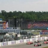 Formula 1. Grand Prix Niemiec - Lillemar