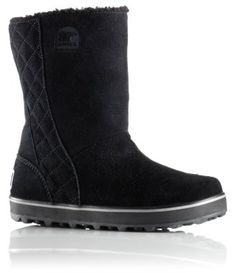 Pull-on simplicity in a cozy boot inspired by action sports but designed for maximum comfort and protection. The Glacy features a full fleece lining for warmth and waterproof breathable membrane construction to keep feet dry and comfortable. The flat-bottomed outsole invokes skate and snowboard sensibilities and provides incredible traction in the snow.