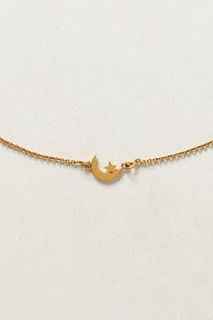 ethereal necklace / anthropologie