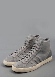 pretty nice 00fe3 3b277 Adidas x The Soloist x The Soloist Basket Profi Trainers Grey The Soloist,  Adidas Originals