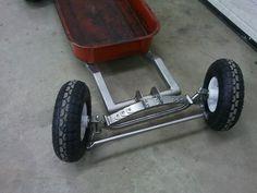 Boże Narodzenie Hot Rod Radio Flyer wagon Allie (Zakończone !!)) | Strona 3 | Rowery Rat Rod