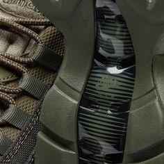 Nike Air Max 95 W Cargo Khaki | END. Air Max Camo, Air Max 95, Nike Air Max, Shoe, Air Max