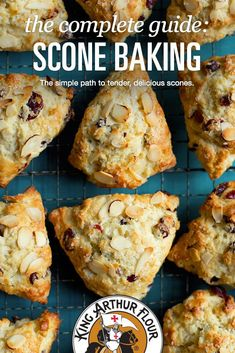 The complete guide: Scone Baking