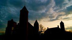 Westhove Castle, Domburg, Zeeland, the Netherlands
