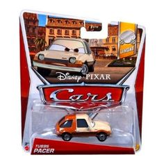 2013 Disney Cars Wheel Well Motel Deluxe Edition Waiter Mater #11 of 11 NEW