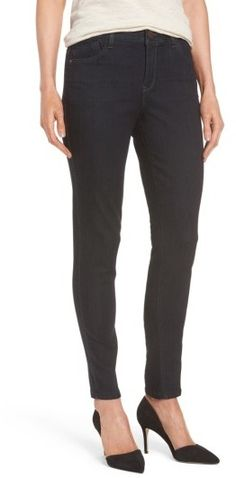 Petite Women's Wit & Wisdom Ab-Solution High Rise Skinny Jeans