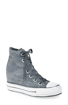 e1af57102e09 Converse Chuck Taylor® All Star® Hidden Wedge Platform Sneaker (Women)  available at