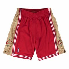 af0462cdef75 Mitchell   Ness Men s Cleveland Cavaliers Authentic Shorts Men - Sports Fan Shop  By Lids - Macy s