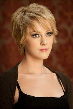 Jena Malone, Short Blonde Hair
