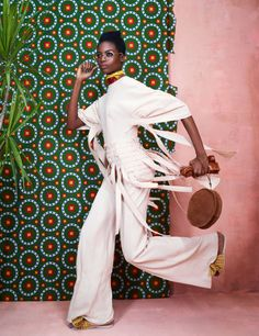 chulxa:  Maria Borges for Models.com Africa Rising