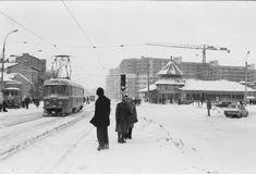 Tatra linia 3 Bd. 1 Mai 19.01.1979 © Serban Lacriteanu 1. Mai, Bucharest, Socialism, Street View, Memories, Retro, Outdoor, Profile, Memoirs