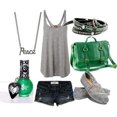 Give Peace a Chance, created by xoxjordyn on Polyvore
