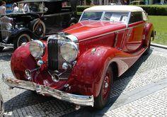 Vanvooren Wikov 40 Cabriolet