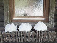 #Dekoration Pom  Pons #Kleinsasserhof Pom Pon, Frame, Home Decor, Wedding, Dekoration, Picture Frame, Decoration Home, Room Decor, Frames
