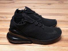 reputable site 01818 323b2 Adaptable Nike Air Max 270 Retro All Black Men s Sneaker Shoes Casual   Sneakers  MensFashionSneakers