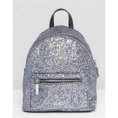 5b4f453edd6e Faith Metallic Mini Backpack ( 44) ❤ liked on Polyvore featuring bags
