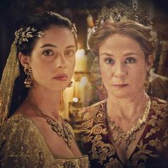 Reign Catherine, Stuart Dynasty, Reign Cast, Megan Follows, Mary Queen Of Scots, Adelaide Kane, Getting Old, Tudor, Fairytale