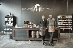 blackgivesback: The Boxcar Grocer: Part Social Justice, Part Retail