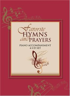 Favorite Hymns and Prayers<br>Piano Accompaniment 4-CD Set