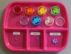"""Seedlings Nursery School: Opening, Closing & Sorting ("""",)"""